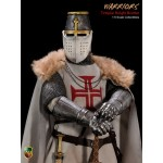 ACI24A Crusader Knight Templar Brother(1:6)
