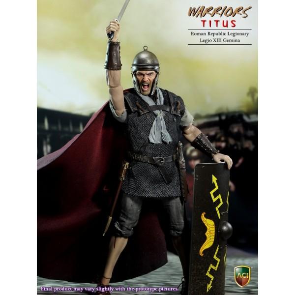 ACI27  Roman Republic Legionary-Titus Legio XIII Gemina (1:6)