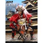 ACI32SP ACI Toys X Hiroyuki Suwahara  DAIMYO Series 1/6th scale Takeda Shingen collectible action figure Deluxe Version