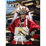 ACI32 ACI Toys X Hiroyuki Suwahara  DAIMYO Series 1/6th scale Takeda Shingen collectible action figure Regular Version