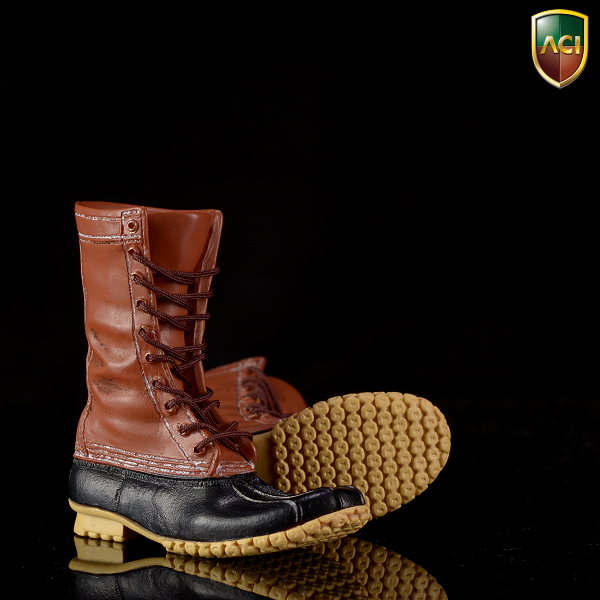 ACI749A Fashion Boots S4 Outdoor Hunting Light Brown (1:6)