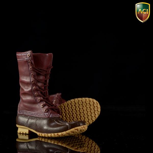 ACI749B Fashion Boots S4 Outdoor Hunting Dark Brown (1:6)