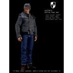 ACI770-1  Duffle Coat Set 1 - Grey Short Set (1:6)