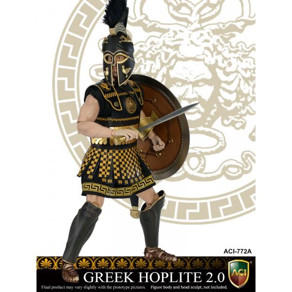 ACI772A Power Set: Greek Hoplite 2.0 - Style A (1:6)