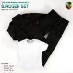 ACI773-C S.Roger Set - Black Set  (1:6)