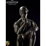 AD007 Action Statue: The Thinker (Le Penseur) Bronze Color