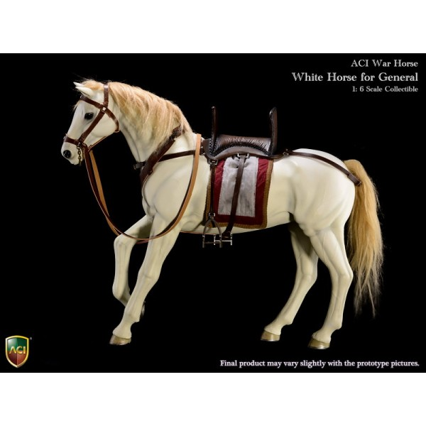 H04 War Horse - White for General (1:6)