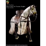 H03B War Horse for Teutonic Knights - Brown (1:6)