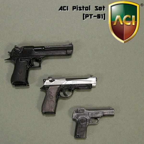 PT01 Pistol Set A (1:6)