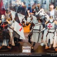 ACI TOYS Crusaders @ Thailand Comic Con 2016