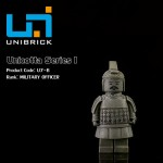 Unibrick U7B Unicotta Series 1 Type B Military Officer