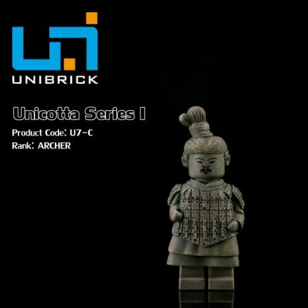 Unibrick U7C Unicotta Series 1 Type C Archer