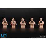 Unibrick U8-001 Little Angry Plastic Man Set 1