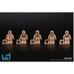 Unibrick U8-002 Little Angry Plastic Man Set 2