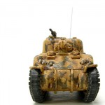 War Room WR-01B 1/144 U.S. Sherman