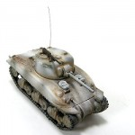 War Room WR-01C 1/144 U.S. Sherman