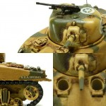 War Room WR-01D 1/144 U.S. Sherman