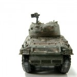 War Room WR-02 1/144 U.S. Sherman (Die-Cast)