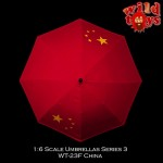 Wild Toys WT23F Umbrella - China (1:6)