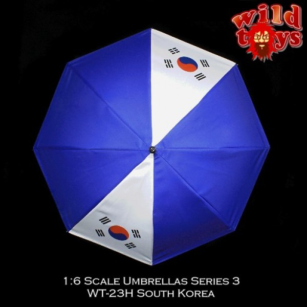 Wild Toys WT23H Umbrella - Korea (1:6)
