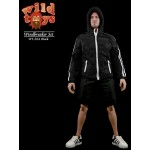 Wild Toys WT22A Windbreaker - Black Set (1:6)