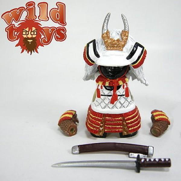 Wild Toys WT17B Minifig Takeda Shingen