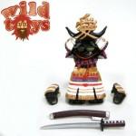 Wild Toys WT17C Minifig Naoe Kanetsugu