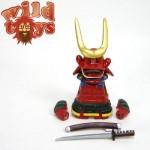 Wild Toys WT17D Minifig Ii Naomasa