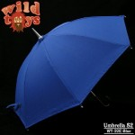 Wild Toys WT20E Umbrella - Blue (1:6)