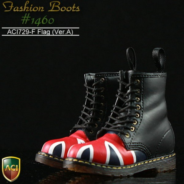 ACI729F FASHION BOOTS 1460 British toe cap (1:6)