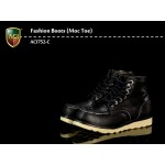 ACI752C Fashion Boots S5 #8875 (Moc Toe) : Black (1:6)